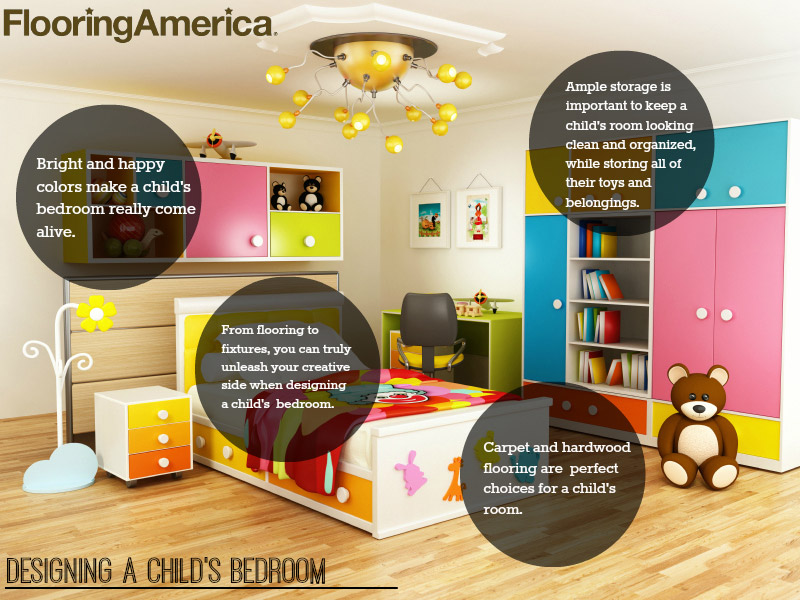 Designing a Childrens Bedroom