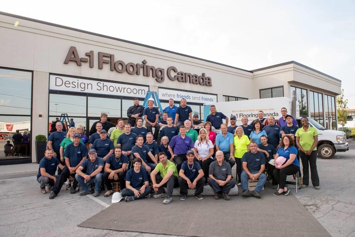 Flooring St Catharines On Flooring Installation
